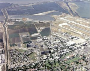 NASA Ames Aerial View