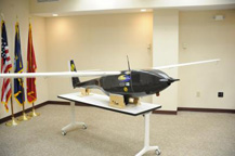 Ion Tiger fuel cell UAV – photo courtesy of Naval Research Laboratory