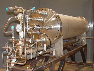 Test Tank Cryo Tracker 174 System Sierra Lobo Inc
